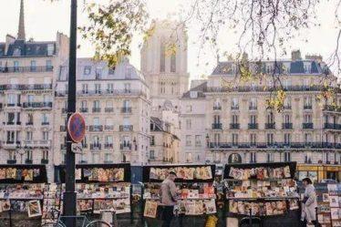 , 绿皮小书箱这次真的要消失了?!塞纳河将失去她的灵魂!, My Crazy Paris